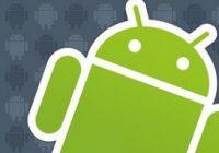 Meeste Android-telefoons draaien op Android 1.5