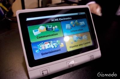 NIMble Desktop Phone: een Android-toestel voor de keuken