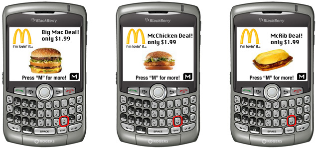 MyScreen Mobile: banners kijken in ruil voor ringtones