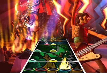Guitar Hero World Tour Mobile nu beschikbaar voor Android