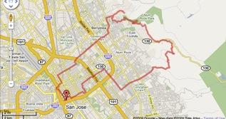 Google My Tracks: nieuwe dienst voor Android legt route vast via GPS