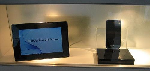 Gerucht: Huawei maakt Android-toestellen voor T-Mobile