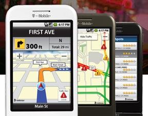 TeleNav start met 30-dagen probeerversie van Android-navigatiesoftware
