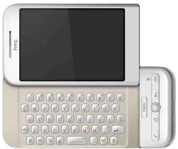 HTC Dream krijgt facelift voor Telefonica Spanje