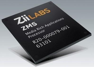 Creative ZiiLabs gaat HD-demo voor Android geven
