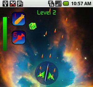 Eerste OpenGL 3G-game voor Android: Metron3D