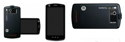 Motorola TouchZINE HD blijft een gerucht