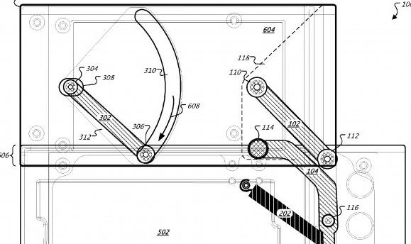 Google-patent lijkt van invloed op design van G1