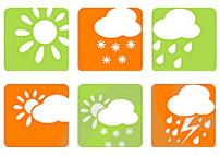 Het weerbericht op je Android-toestel