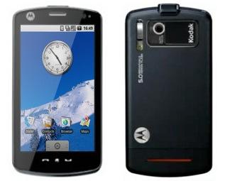 Motorola heeft minstens 10 Android-toestellen in de maak