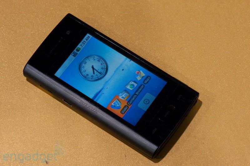 Nieuw Android-toestel: de Amico Brava