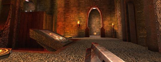 Auriga3D brengt Quake 3 naar Android-toestellen