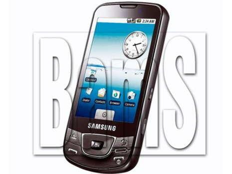 Samsung i7500 met OLED: eerste Android-toestel van Samsung