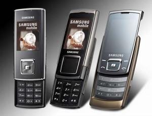 samsung android telefoon