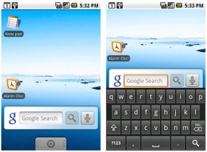 Android handschriftherkenning