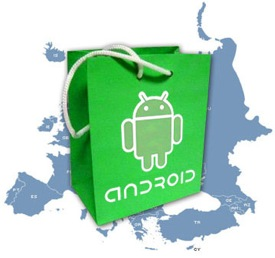 android market europe