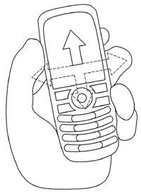 HTC vraagt patent op tekstinvoer via accelerometer
