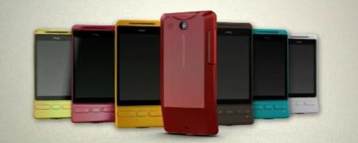 Eerste indruk: HTC Hero