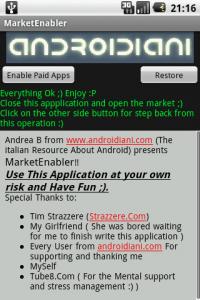 market enabler
