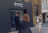 Gearriveerd in Londen voor HTC-event