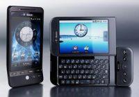 T-Mobile G1Touch: nieuwe naam van T-Mobile voor de HTC Hero