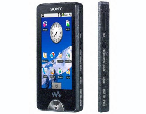 Gerucht: Sony werkt aan een Android Walkman