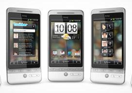 Update: Android 2.1 voor HTC Hero komt eind juni