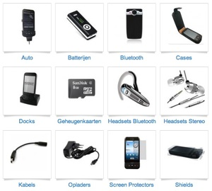 Planet Android opent partnershop voor Android-accessoires