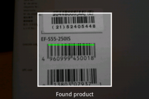 pricewatch barcode scanner