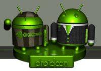 Droidcon: Android-conferentie in Berlijn