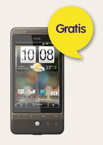 htc hero gratis