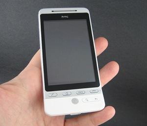 Review-update: hardware, camera en prestaties van de HTC Hero
