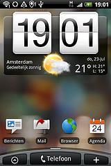 HTC brengt Sense UI naar de HTC Magic via ROM-update
