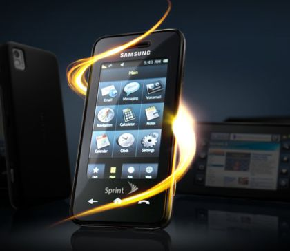 Flinterdun gerucht: Samsung InstinctQ M900 nieuw Android-toestel?