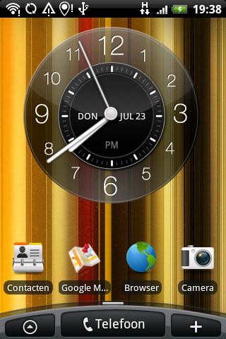 Review-update: software en interface van de HTC Hero