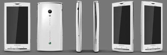 Sony Ericsson Rachael krijgt eigen interface voor Android