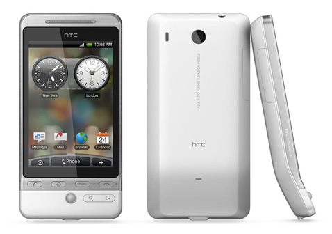HTC Hero en T-Mobile G2 Touch vertraagd?