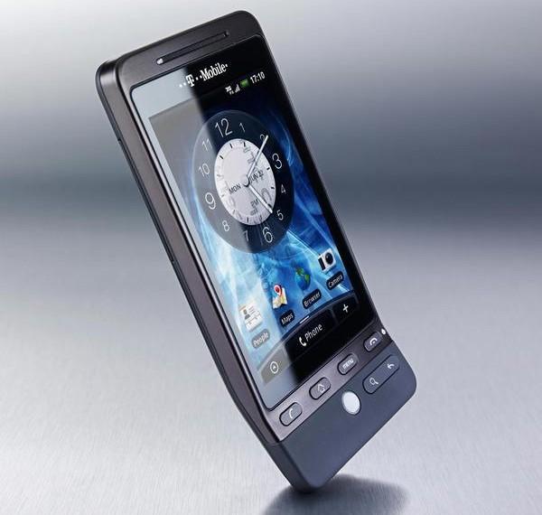Naamswijziging: HTC Hero gaat bij T-Mobile UK de T-Mobile G2 Touch heten