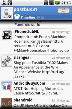 Swift beta: meer dan de zoveelste Android Twitter-app?