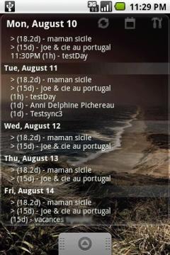 Pure Calendar Widget: eindelijk een echte agenda-widget voor Android