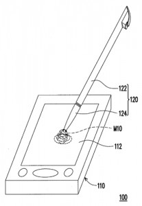 htc capacitive stylus patent