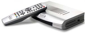 motorola set top box
