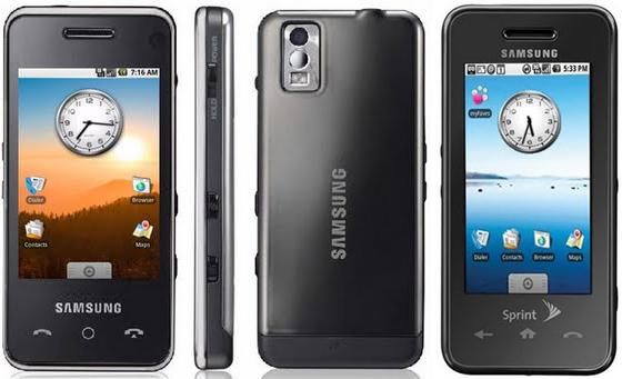 Samsung Q: nieuwe Android-telefoon gespot
