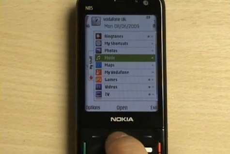 Vodafone maakt eigen schil rondom Android