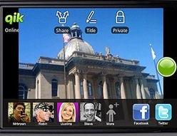 Qik voor Android krijgt offline filmfunctie