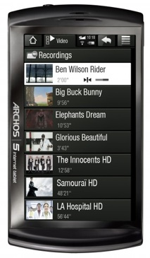 archos multimedia