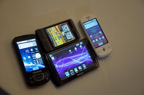 Archos kondigt Archos 5 Internet Tablet aan, prijs vanaf 229 euro