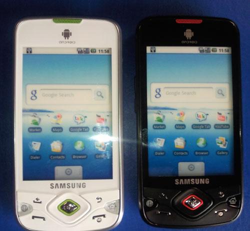 Nieuwe foto's van de Samsung Galaxy Lite