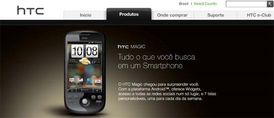 Krijgt de HTC Magic toch Sense?