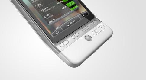 Officiele firmware-update HTC Hero nu beschikbaar